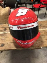Budweiser Racing Helmet Cooler in Baytown, Texas