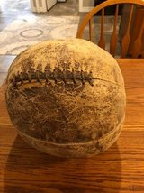 Vintage Medicine Ball in Baytown, Texas