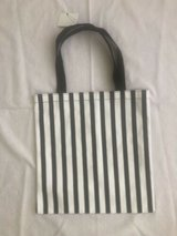 eco canvas  friendly tote bag forever 21 stripped in Westmont, Illinois