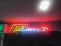 Miller Guitar Neon in Baytown, Texas