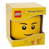 Lego Storage Head (Boy) - NEW in Box in Brookfield, Wisconsin