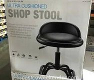 Winplus Ultra Cushioned Pneumatic Shop Stool - NEW in Box at Level One in Brookfield, Wisconsin