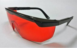 HDE Laser Eye Safety Glasses for Green Blue Lasers with Case in Chicago, Illinois