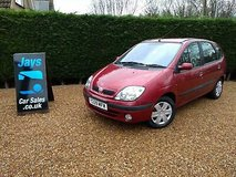 Renault scenic 1.6 16v auto expression  automatic . in Lakenheath, UK
