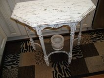 ANTIQUE ALL WOOD TABLE in Tinley Park, Illinois