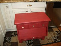ETHAN ALLEN CABINET ALL WOOD MINT in Naperville, Illinois