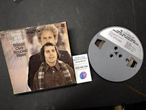 Simon and Garfunkel Reel to Reel 4 Track Tape in Joliet, Illinois