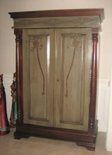 LARGE BEAUTIFUL ARMOIRE / STORAGE UNIT in Naperville, Illinois