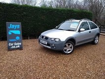 rover streetwise 2.0td ( 101ps ) se  (( part exchange bargain )) in Lakenheath, UK