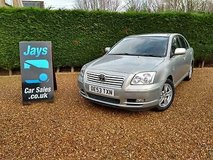 toyota avensis 2.0 vvt-i   automatic. in Lakenheath, UK