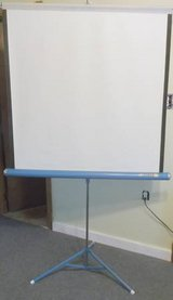"40"" x 40"" Movie or Slide Projector Screen in Conroe, Texas"