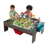 Baby, boy, girl KidKraft My Own City Vehicle and Activity Table in Shorewood, Illinois