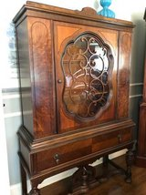 ** Beautiful Antique Heirloom China Hutch **    Very Nice !!! in Naperville, Illinois