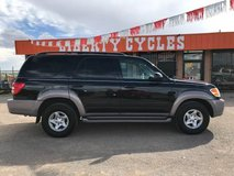 REDUCED! 02 TOYOTA SEQUOIA 4X4 in Alamogordo, New Mexico