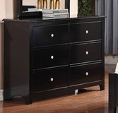 New Black Dresser $213/Mirror $56/Nightstand $77 FREE DELIVERY start.. in Camp Pendleton, California