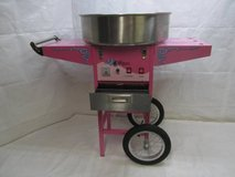 Commercial Cotton Candy Machine Floss Maker With Cart in Naperville, Illinois