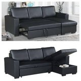 New! Sofa Sectional Bed and Storage Reversible Chaise FREE DELIVERY in Camp Pendleton, California
