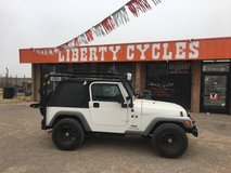 AWESOME ! 2005 JEEP WRANGLER X 4X4 in Alamogordo, New Mexico