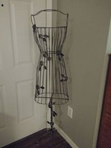 Wrought Iron Decorative Bust stand in Phoenix, Arizona