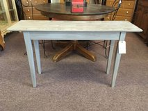 Farmhouse Sofa Table in Naperville, Illinois