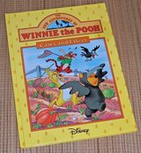 Rare Vintage 1991 Disney The New Adventures of Winnie The Pooh Caws and Effect Oversized Hard Co... in Joliet, Illinois