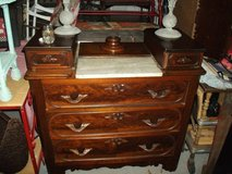 ANTIQUE DRESSER 100 YRS OLD FROM OUR PRIVATE COLLECTION in Lockport, Illinois