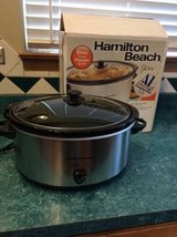Hamilton beach slow cooker new in box in Joliet, Illinois