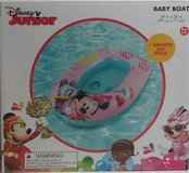 Disney Junior Minnie Mouse And Daisy Baby Boat (T=44) in Fort Campbell, Kentucky