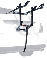 Allen Sports Deluxe 2-Bike Trunk Mount Rack - New! in Aurora, Illinois