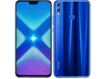 "Brand NEW Huawei Honor 8X (4GB+64GB) 6.5"" -- Blue 3750mAh Li-Po / Global(Factory Unlocked) in Joliet, Illinois"