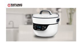 Brand New tatung fusion cooker grill pan & waterless pot-4 cooking modes, soup,bake cook in Plainfield, Illinois