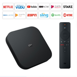 Brand New Xiaomi Mi Box-S 4K ULTRA HD Android TV Google Chromecast & Assistant bulit-in in Joliet, Illinois