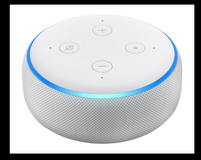 Brand New amazon echo dot 3rd generation smart speaker with alexa - sandstone in Joliet, Illinois