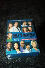 Greys Anatomy Seasons 1-4 in Kingwood, Texas