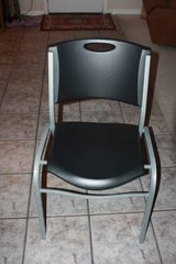 LIFETIME STACKING CHAIR (COMMERCIAL) in Kingwood, Texas
