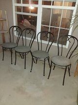 4 Cafe Bistro Parlor chairs in Phoenix, Arizona