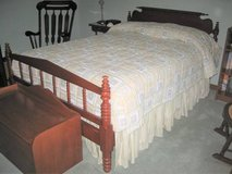 5-Piece Wood Bedroom Set - Mid-Century Modern in Lockport, Illinois