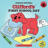 Vintage 1999 Scholastic Cliffords First School Day * Clifford The Big Red Dog Age 4 - 8 * Grade ... in Chicago, Illinois