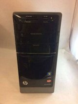 HP Pavilion P7 Gaming PC 2.50GHz x4 8 RAM WIN10 in Fort Campbell, Kentucky