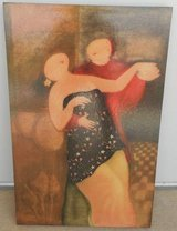 (# 35) Couple Dancing Painting (Used) in The Woodlands, Texas