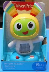 (1) Fisher Price Bright Beat Junior BeatBo Yellow (New) in Tomball, Texas