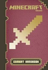 Minecraft Combat Handbook An Official Mojang Hard Cover Book Age 8 - 12 * Grade 3rd - 7th in Joliet, Illinois