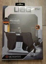 uag microsoft surface go feather-light rugged [black] aluminum stand case in 29 Palms, California