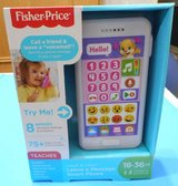 (S2) Fisher Price Leave a Message Smartphone Pink (New) in Spring, Texas