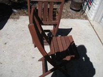 TWO NEW FOLDING CHAIRS in Naperville, Illinois