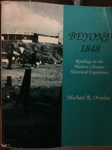 beyond 1848: readings in modern chicano historical experience by michael r. in Camp Pendleton, California
