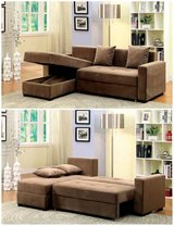 New Murdo Configuration Sofa Sectional Bed + Storage FREE DELIVERY in Miramar, California
