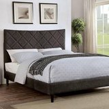 New! Gray Estarra FULL or California KING BedFrame FREE DELIVERY start in Miramar, California