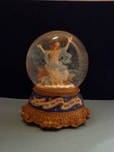 San Francisco Music Box Snow Globe_JESUS_THE ASCENSION_EASTER DECOR in DeKalb, Illinois