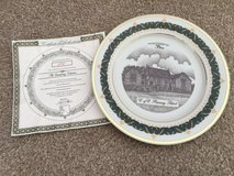 Collectable Wall Plates in Lakenheath, UK